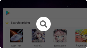 Search and download TikTok to NoxPlayer