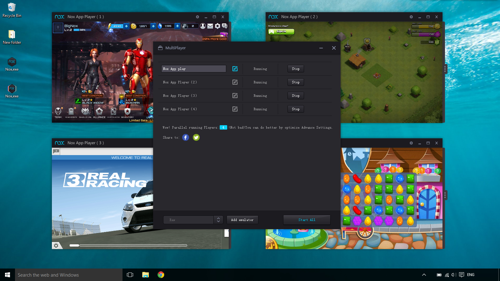 12 Best Android Emulators For PC And Mac of 2018