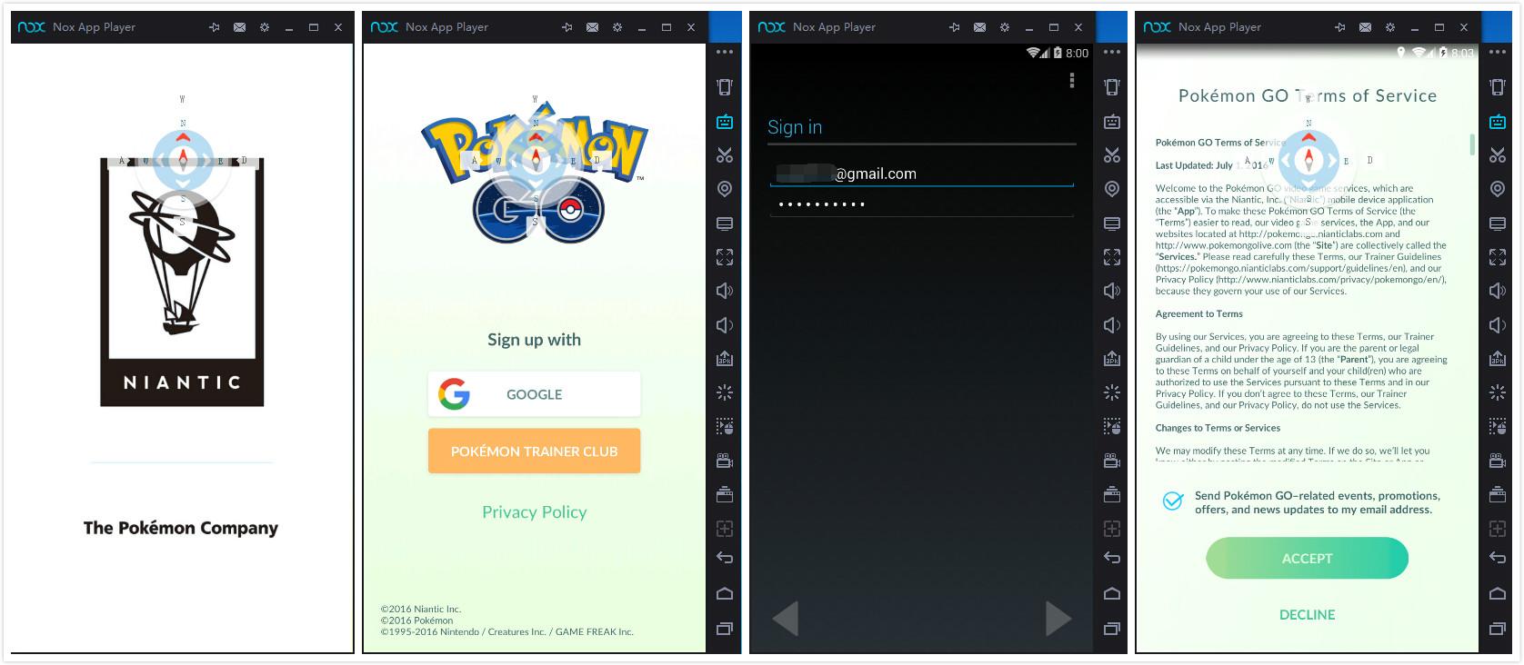 nox app player download iphone