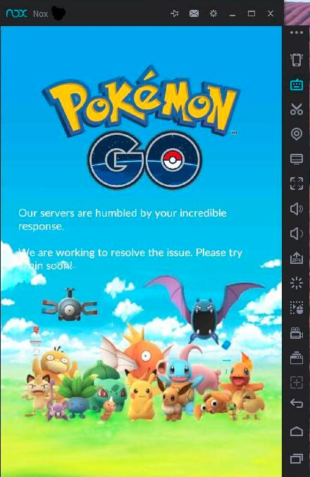Find answers to all Pokémon Go related issues in Nox App