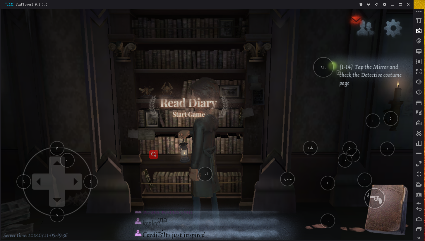 Image currently unavailable. Go to www.hack.generatorgame.com and choose Identity V image, you will be redirect to Identity V Generator site.