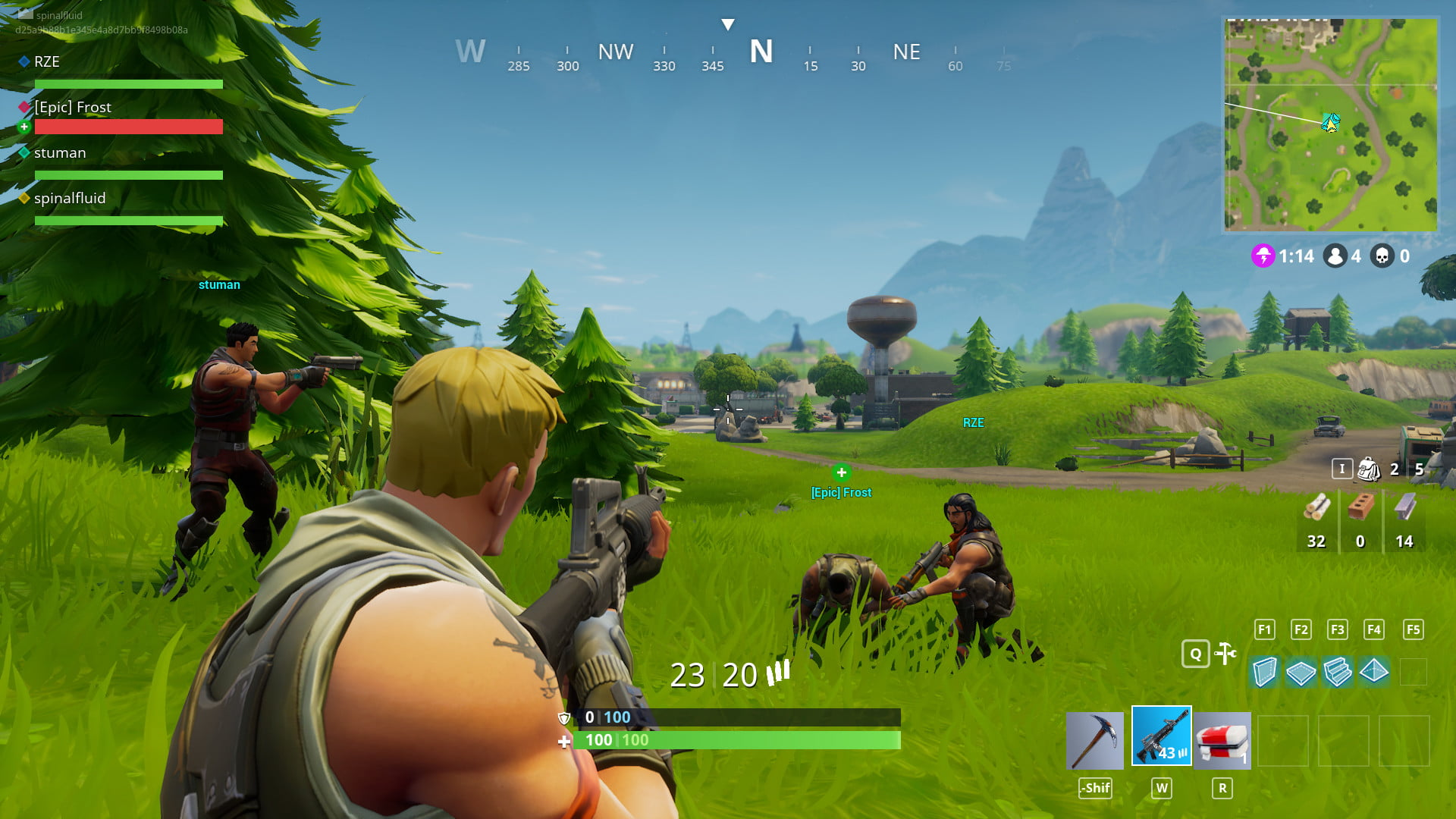 Play Fortnite mobile on PC | NoxPlayer