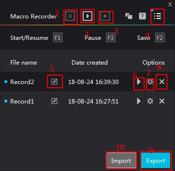 How To Use Macro Recoder On Noxplayer Noxplayer