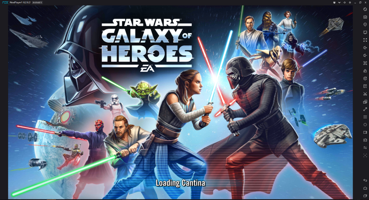 Star Wars: Galaxy of Heroes on pc: 5 quick advices on how to win