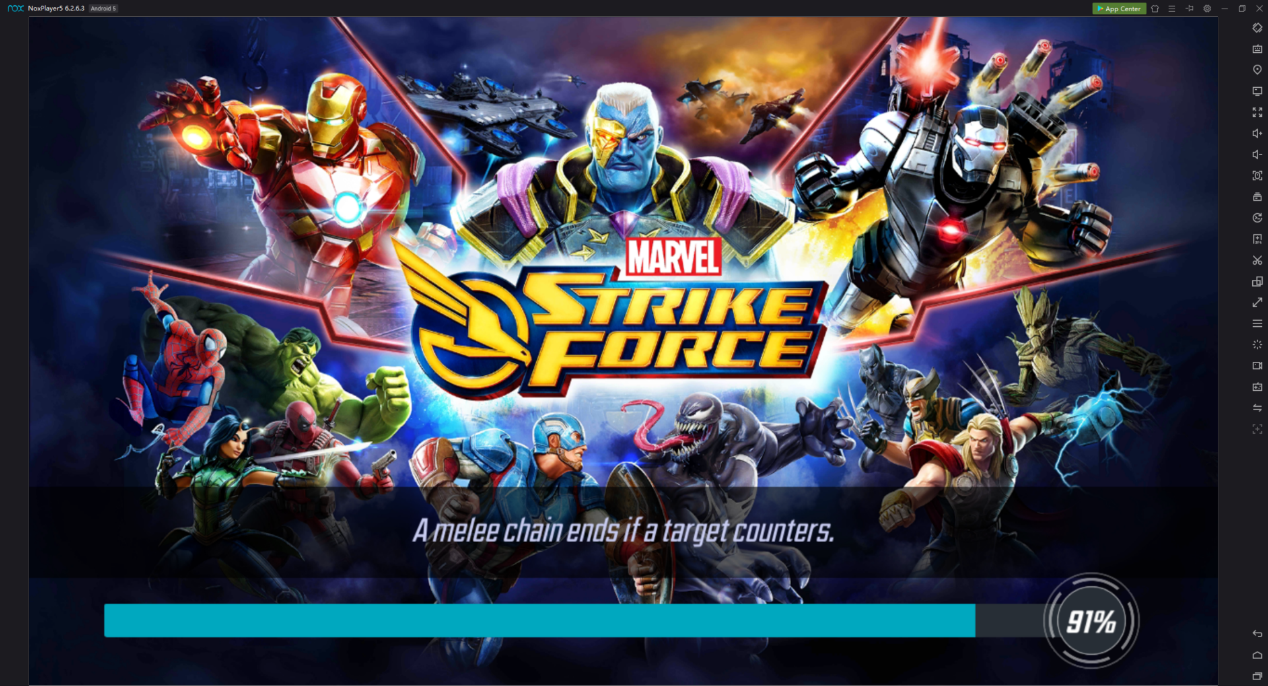 Play Marvel Strike Force on your PC - Tips to get familiar