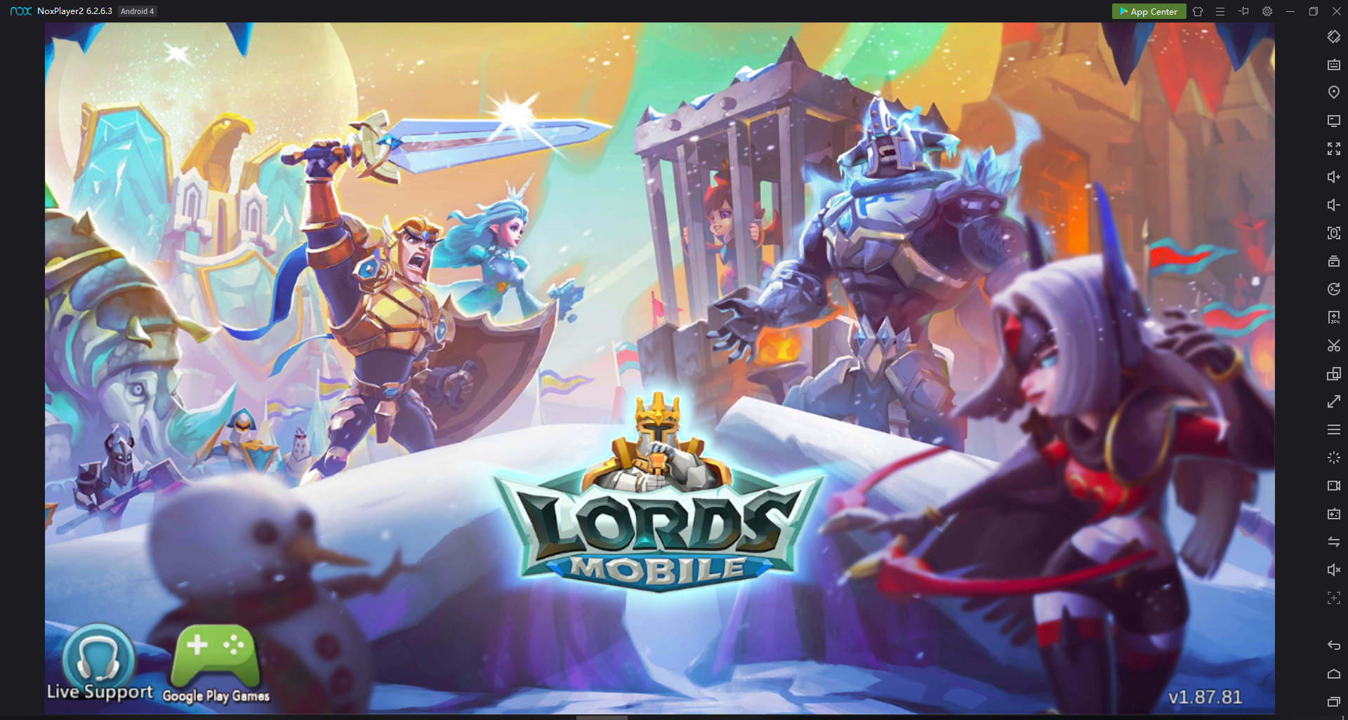 Play Lords Mobile on PC with NoxPlayer - Beginner's Tips and