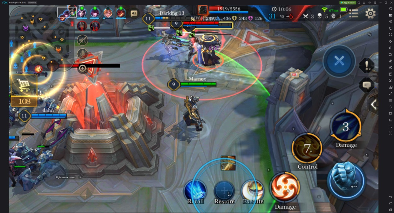 Play Arena of Valor on PC with NoxPlayer | NoxPlayer