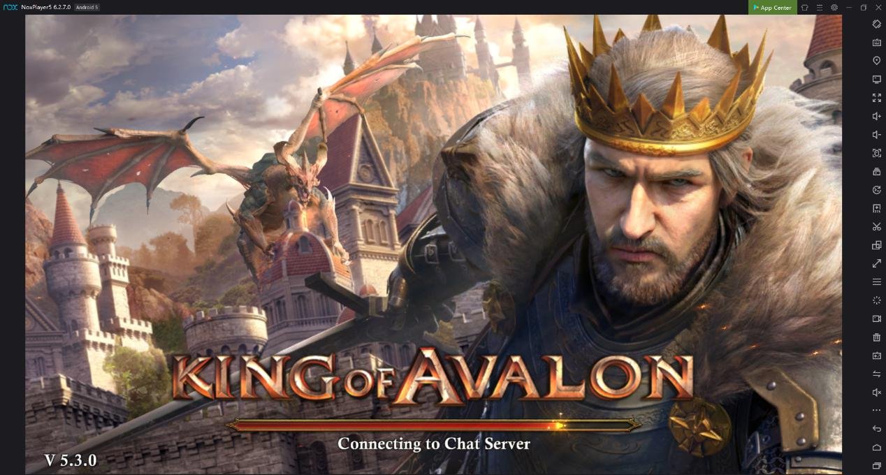 Play King of Avalon: Dragon warfare on PC with NoxPlayer – NoxPlayer