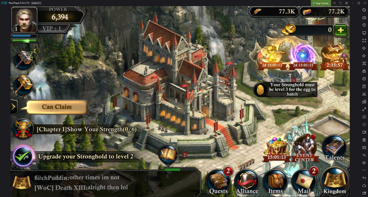 Play King of Avalon: Dragon warfare on PC with NoxPlayer | NoxPlayer