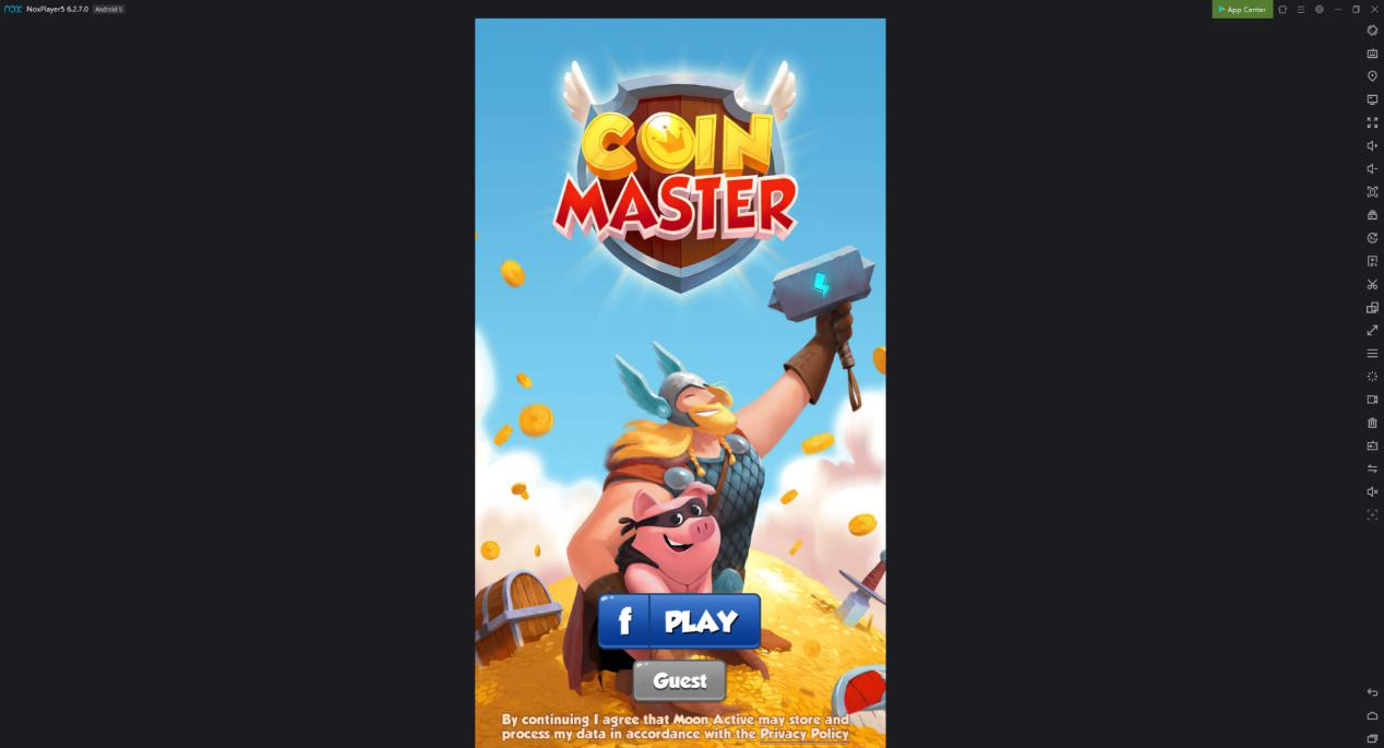 Play Coin Master on PC with NoxPlayer | NoxPlayer