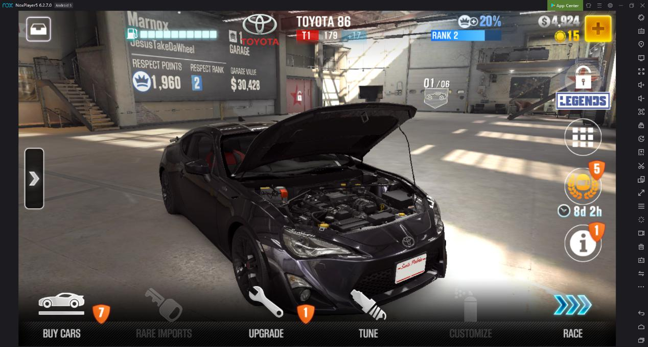 Download CSR Racing 2 on PC with NoxPlayer | NoxPlayer