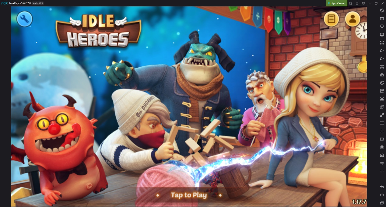 Play Idle Heroes on your PC with NoxPlayer | NoxPlayer