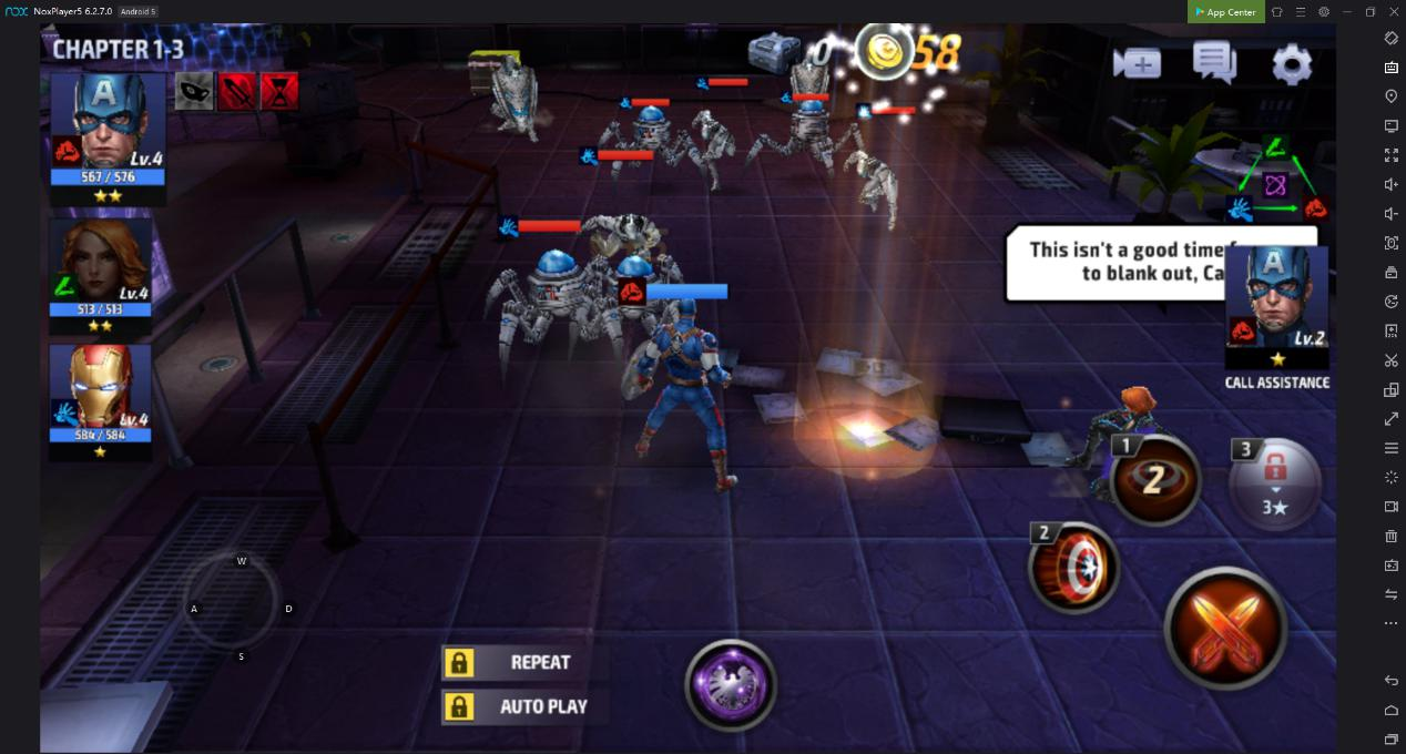 Play Marvel Future Fight on PC with NoxPlayer | NoxPlayer