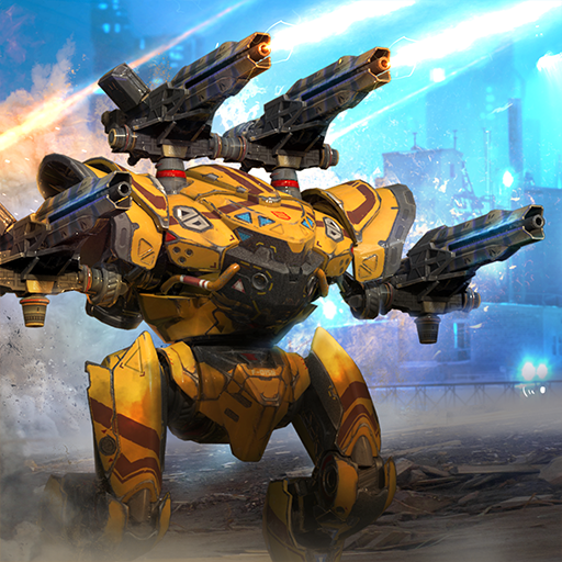 Play War Robots on PC with NoxPlayer | NoxPlayer