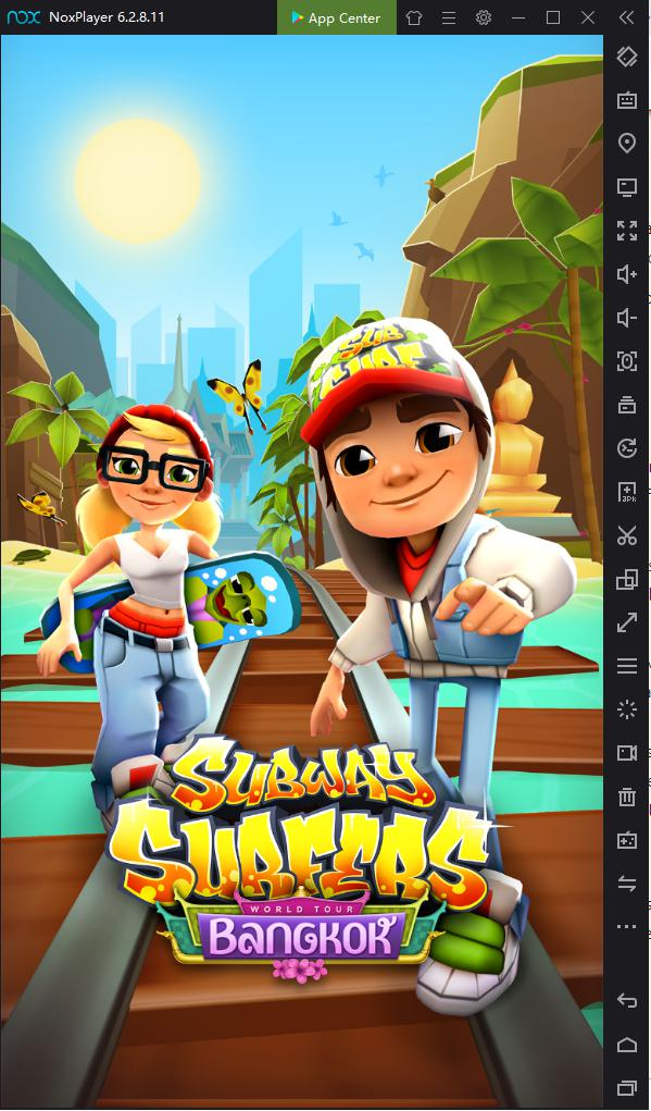 Play Subway Surfers On Pc With Noxplayer Noxplayer