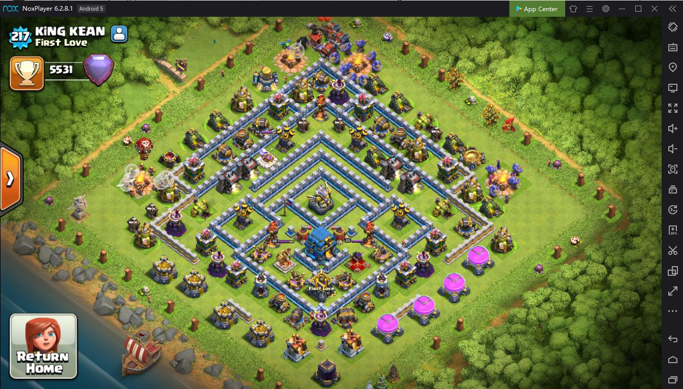 clash of clans save file android