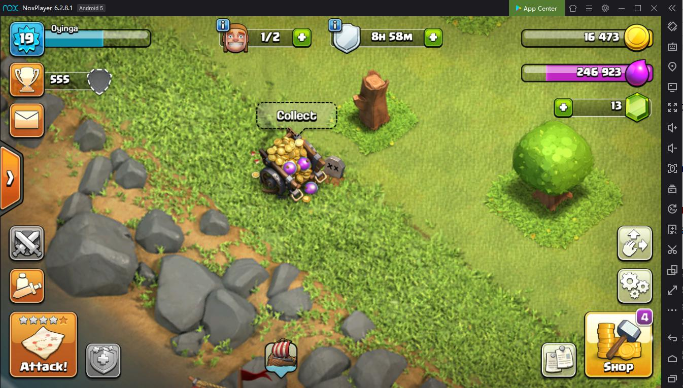 Download clash of clans uptodown