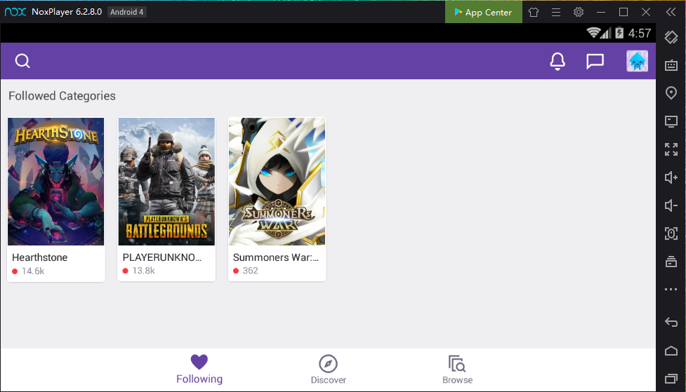 Download Twitch on PC with NoxPlayer | NoxPlayer