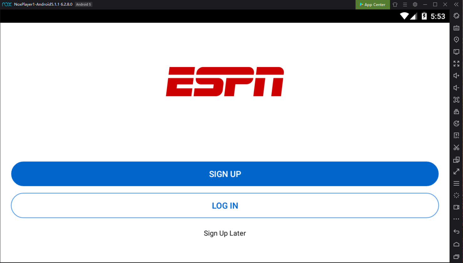 Download Espn App On Pc With Noxplayer Noxplayer