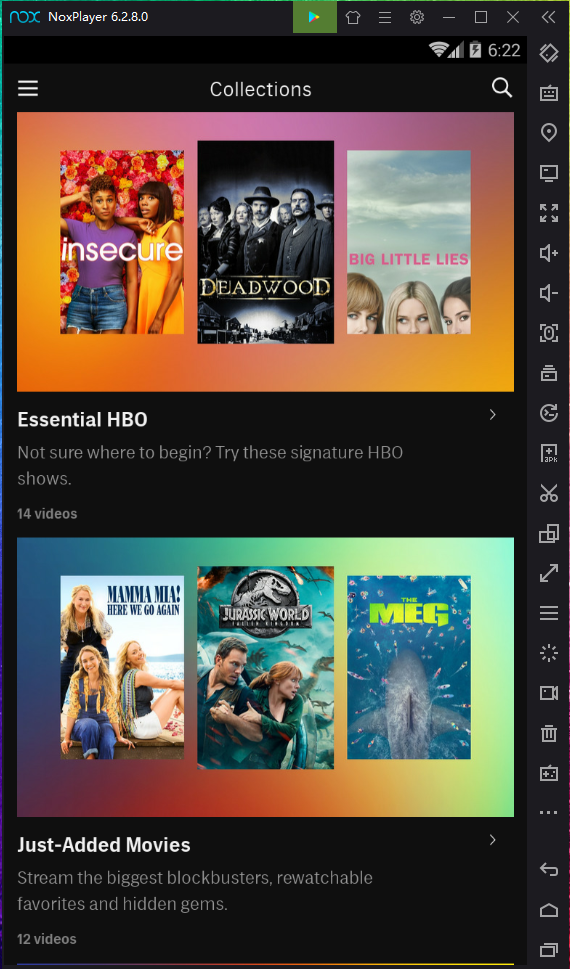Download HBO NOW app on PC with NoxPlayer | NoxPlayer