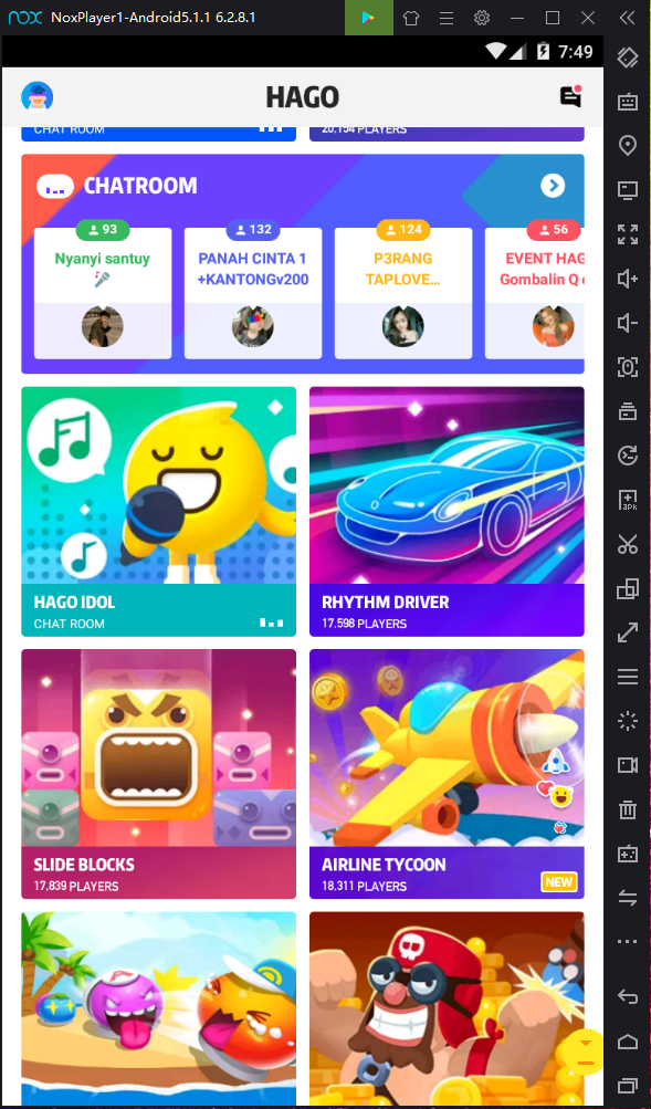 Download HAGO App on PC with NoxPlayer | NoxPlayer