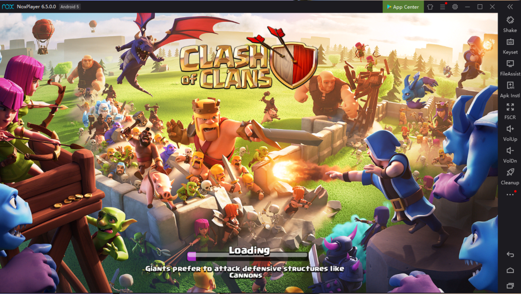 Play Clash Of Clans On Pc With Noxplayer Tips And Tricks Noxplayer