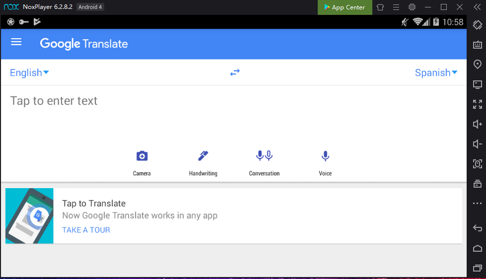 Download Google Translate on PC with NoxPlayer | NoxPlayer