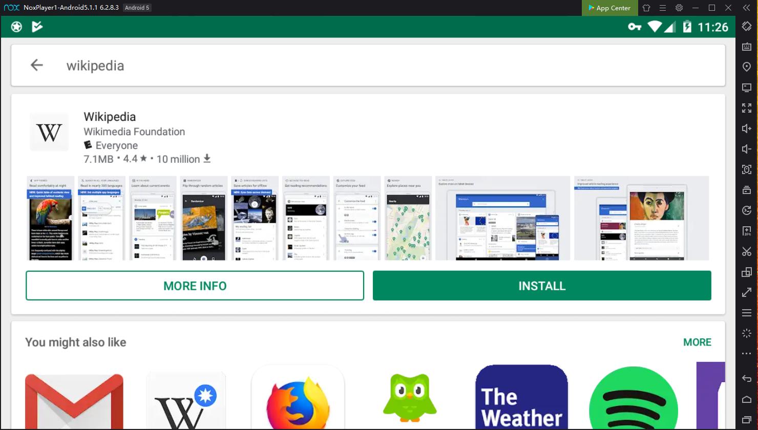 google play store installer v6.0.5.apk