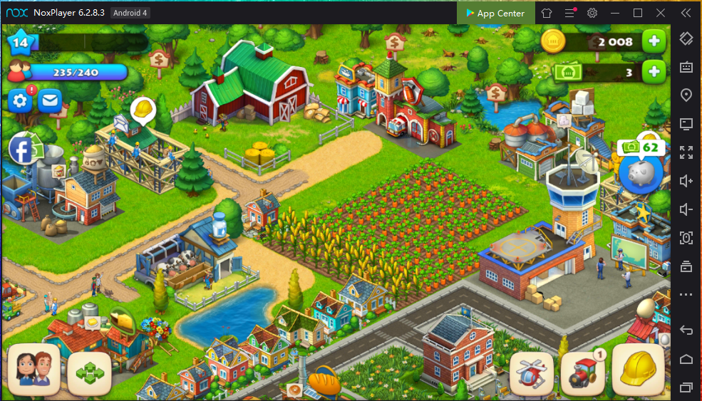 Play Township on PC with NoxPlayer   NoxPlayer