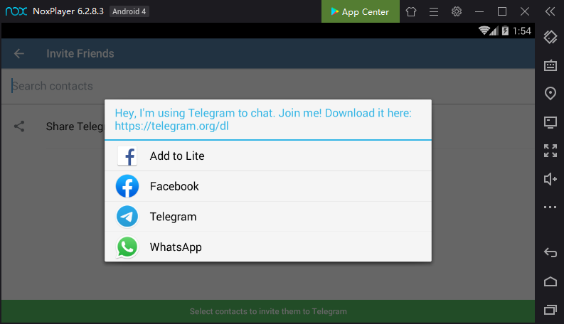 Download Telegram on PC with NoxPlayer | NoxPlayer