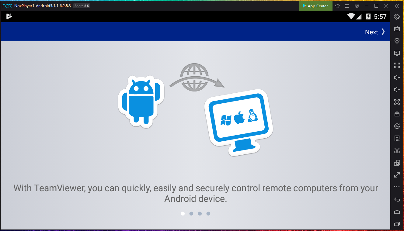 Download TeamViewer for Remote Control on PC with NoxPlayer