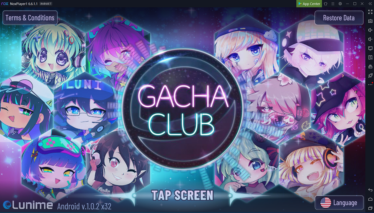 Download And Play Gacha Club On Pc With Noxplayer Noxplayer