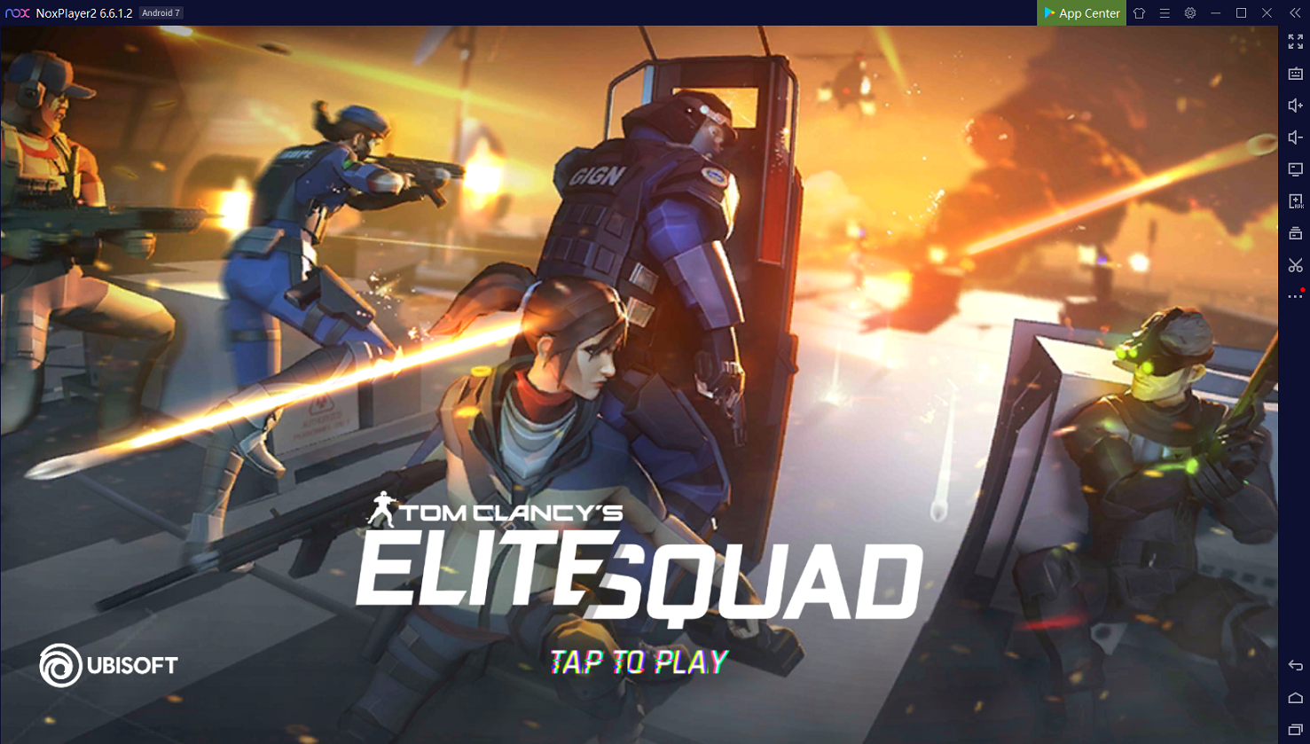 Download and Play Tom Clancy's Elite Squad – Military RPG on PC with NoxPlayer – NoxPlayer